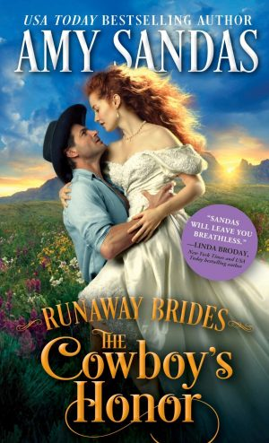 Review: The Cowboy's Honor by Amy Sandas