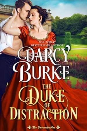 Review: The Duke of Distraction by Darcy Burke