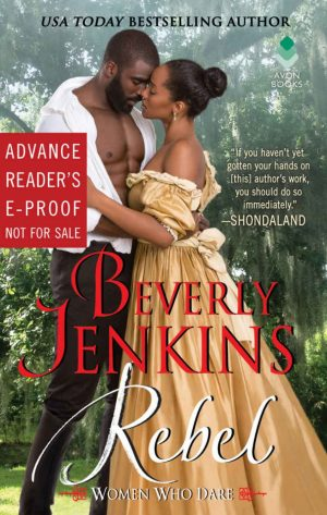 Reveiw: Rebel by Beverly Jenkins