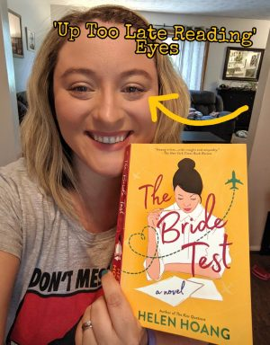 If You're Not Already Reading Romance: The Bride Test by Helen Hoang