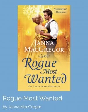 Review: Rogue Most Wanted by Janna MacGregor