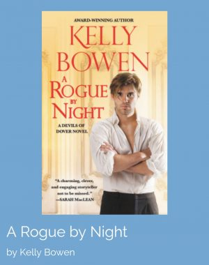 Review: A Rogue by Night by Kelly Bowen
