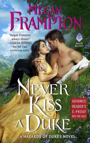 Review: Never Kiss a Duke by Megan Frampton