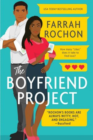 Review: The Boyfriend Project by Farrah Rochon