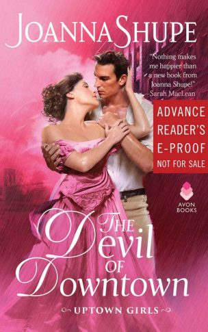 Review: The Devil of Downtown by Joanna Shupe
