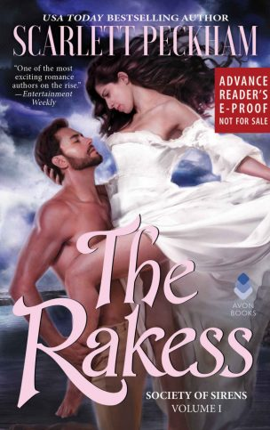 Review: The Rakess by Scarlett Peckham