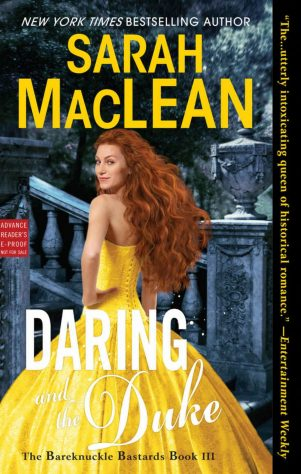 Review: Daring and the Duke by Sarah MacLean