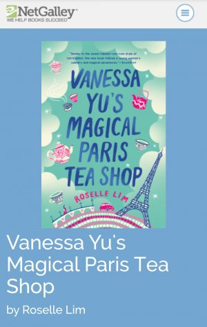 Review: Vanessa Yu's Magical Paris Tea Shop by Roselle Lim