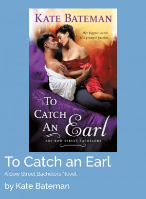 Review: To Catch an Earl by Kate Bateman