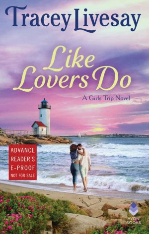 Review: Like Lovers Do by Tracey Livesay