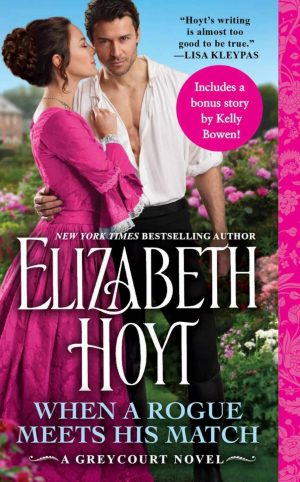 Review: When a Rogue Meets His Match by Elizabeth Hoyt
