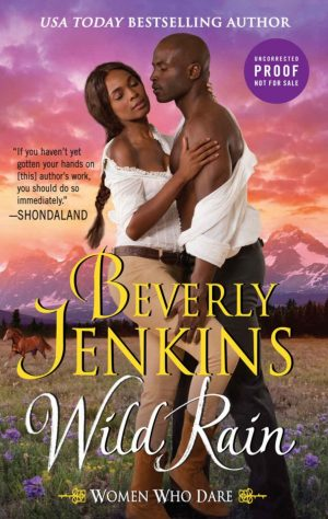 Review: Wild Rain by Beverly Jenkins