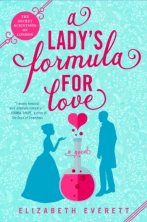 Review: A Lady's Formula for Love by Elizabeth Everett